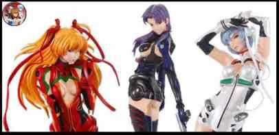 Asuka, Rei & Misato (Gathering Version)