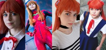 Cosplayer Do Mês / Cosplayer Of The Month #87