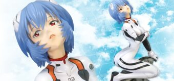 [Figure] Rei Ayanami – Plug suit Ver.-: RE