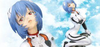 [Figure] Rei Ayanami – Plug suit Ver.-: RE